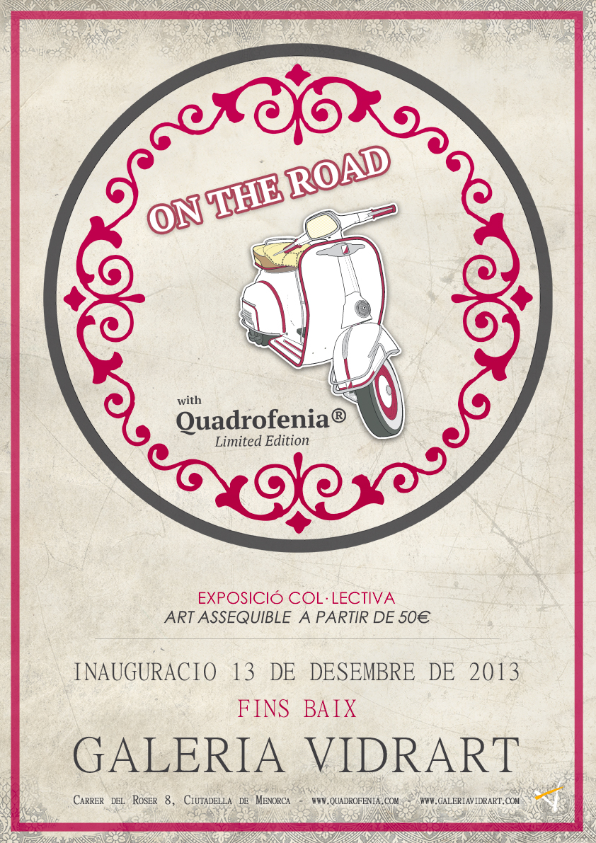 ON THE ROAD with Quadrofenia®