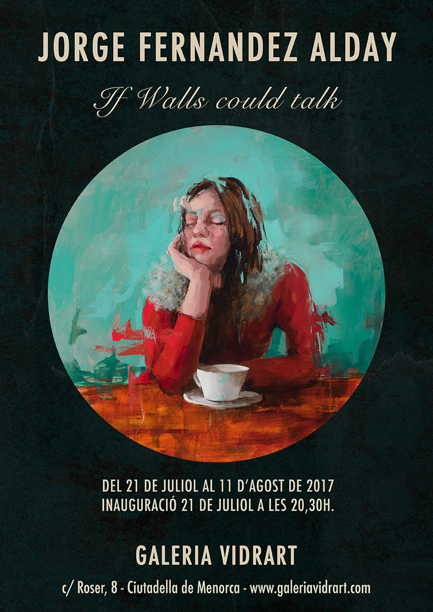 Jorge Fernández Alday: If walls could talk