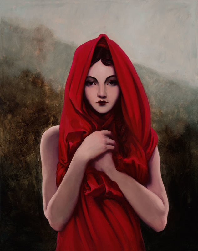 Carles Gomila: Red Witch