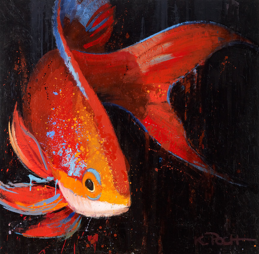 Kiku Poch: Anthias